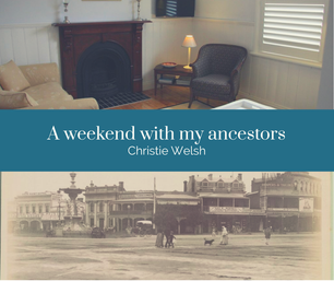 A weekend with my ancestors