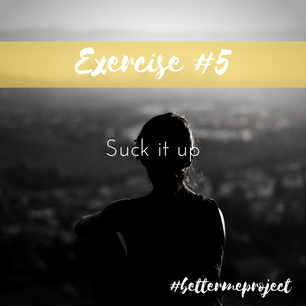 5 things to do before the end of the year (Part Five and the final exercise)