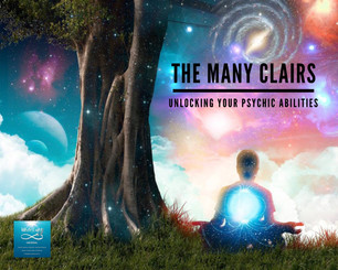 The Many Clairs…Unlocking Your Psychic Abilities | Elizabeth Inglis