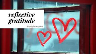 Reflective Gratitude
