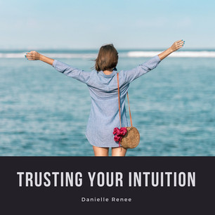 Trusting your Intuition