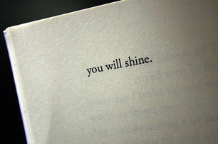 Seeing you Shine