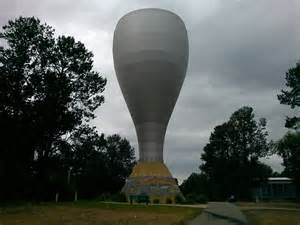 Water tower at Coleambally NSW