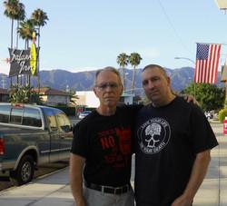 Sean and Bill Shafer