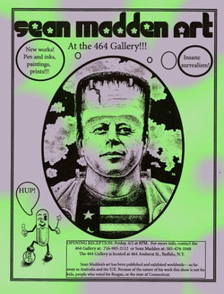 Old Show Poster from 464