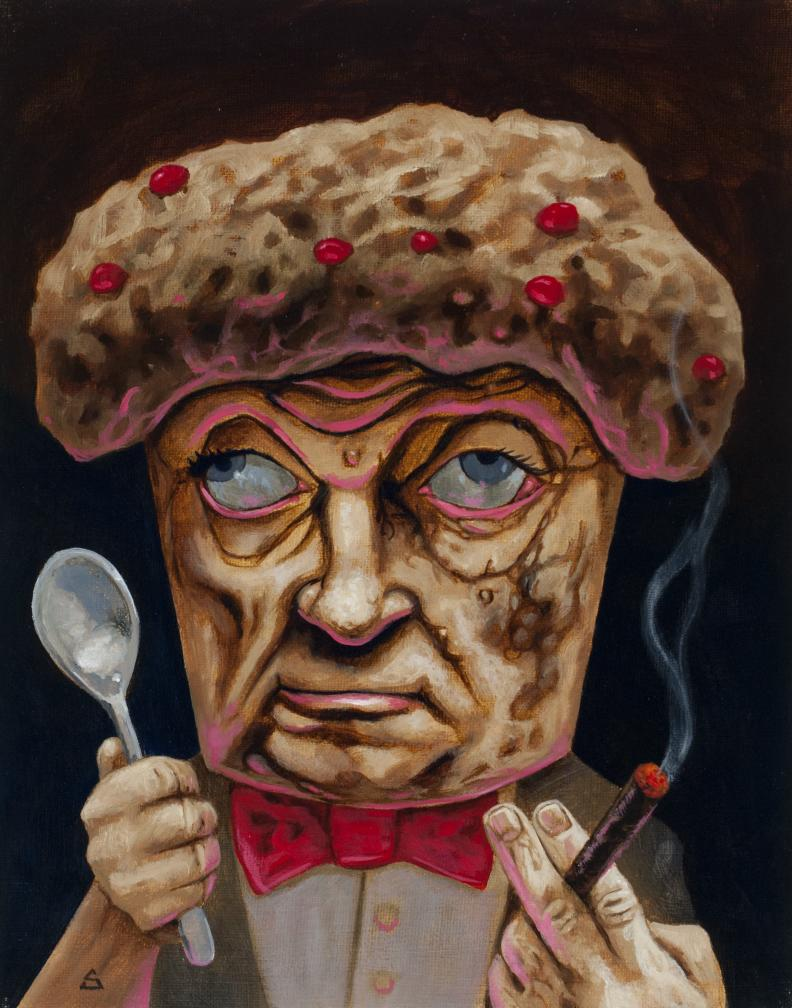 The Muffin Man (sold-prints available)