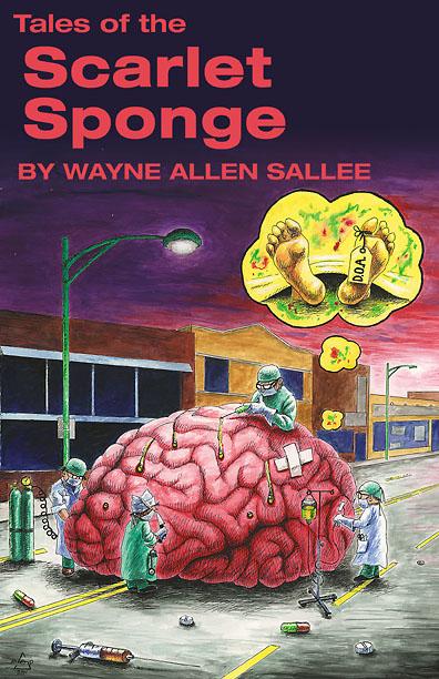 Scarlet Sponge Cover