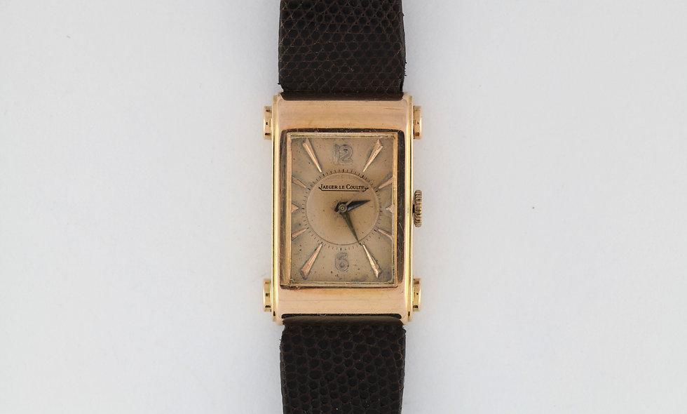 Jaeger LeCoultre Art Deco 1937 Reverso Era Rose Gold