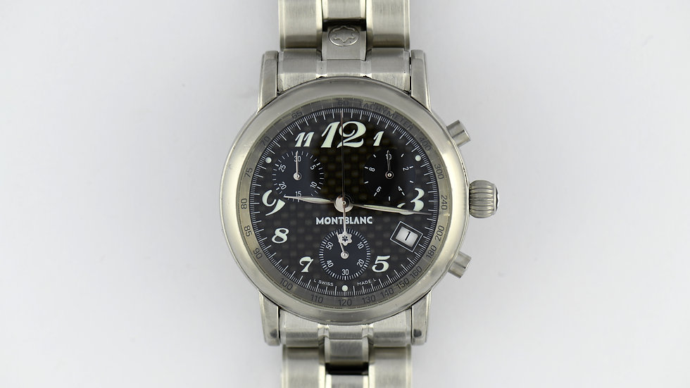 Montblanc MeisterStuck Chronograph 7038
