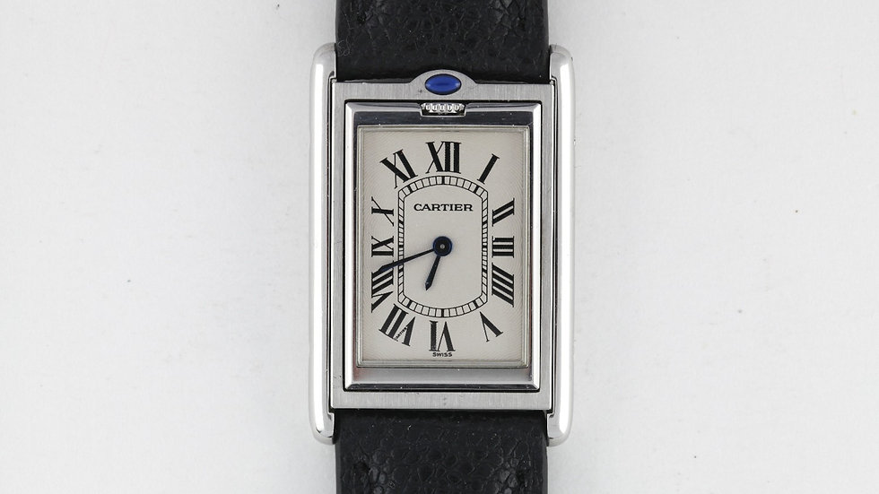 Cartier Basculante Ref 2390 Box Papers