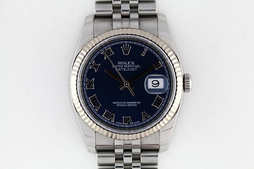 Rolex Oyster Perpetual Datejust Ref 116234