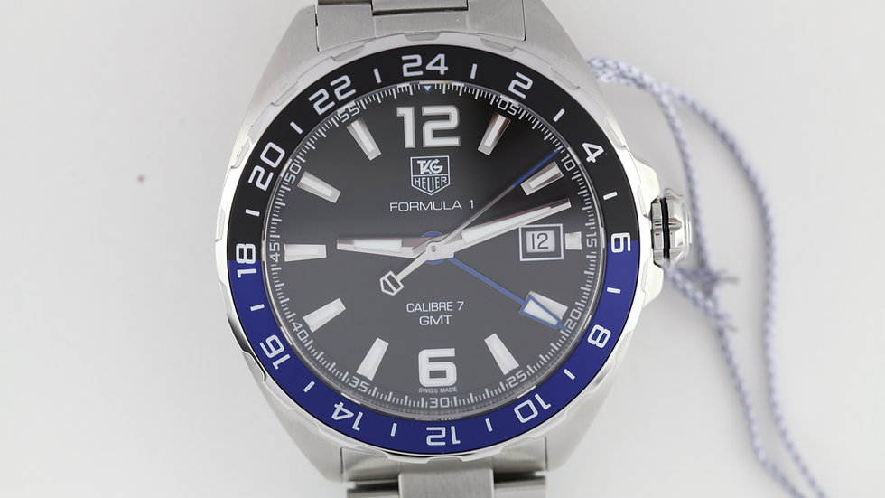 Tag Heuer Formula 1 Cal 7 GMT Batman