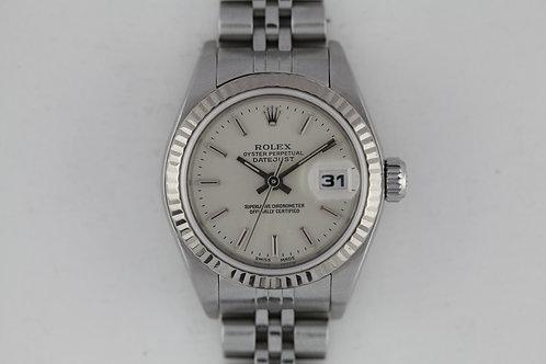 Ladies Rolex Datejust 79174 Stainless Steel
