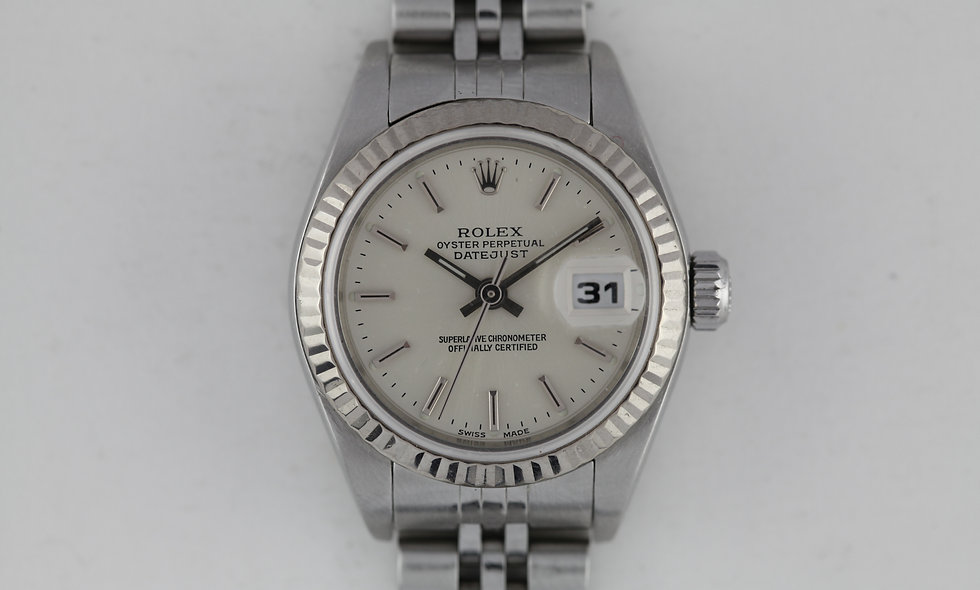Ladies Rolex Datejust 79174 Stainless Steel