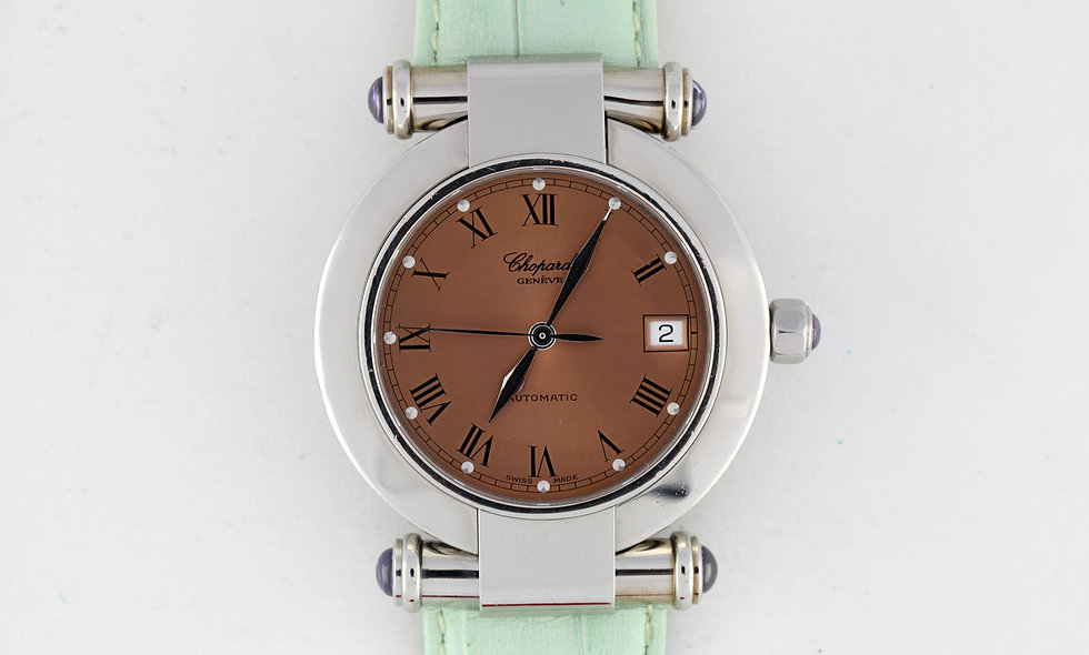 Chopard Imperiale Automatic Salmon Dial