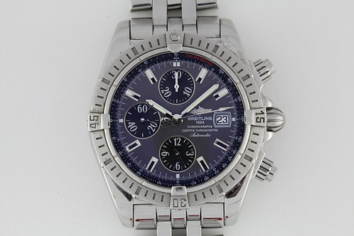 Breitling Chronomat Chronograph Evolution A13356