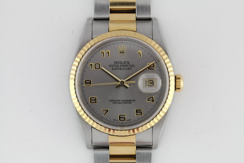 Rolex Oyster Perpetual Datejust Ref 16233