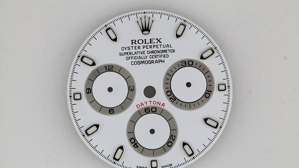 Rolex 116520 Daytona Dial for Stainless Steel