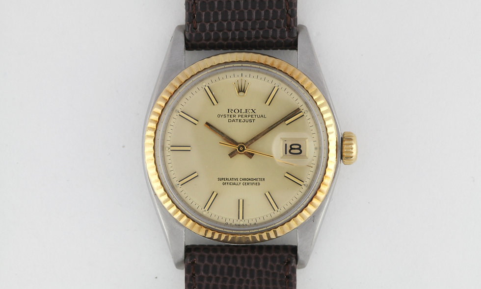 Rolex Datejust 1601 Two Tone