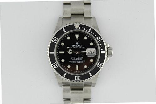 Rolex Submariner 16610 2007