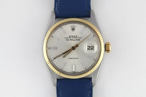 Rolex Canadian Air-King Date 5701 /w Papers Coca-Cola