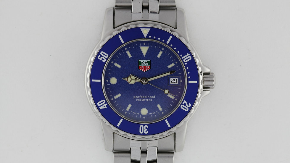 Tag Heuer Professional 200m WD1214