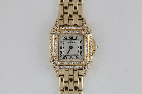 Cartier Panther Diamonds 18k Gold
