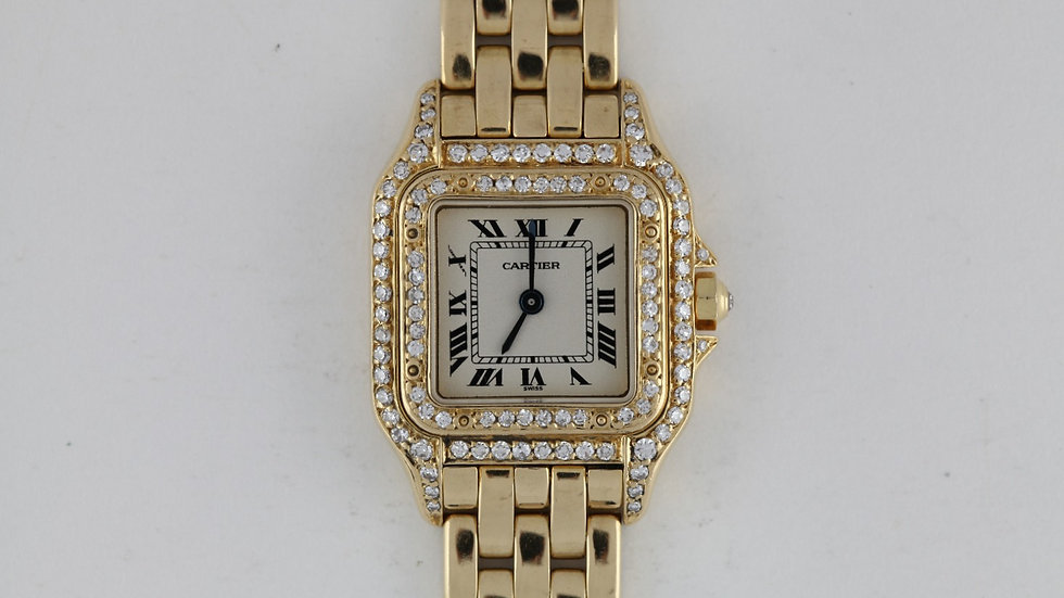 Cartier Panther Diamonds 18k Gold