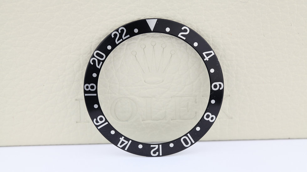 Rolex 16750 Serif Black Insert