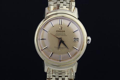 Omega Constellation Grand Luxe Brick Bracelet