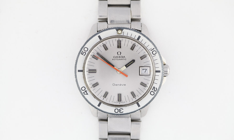 Omega Admiralty 166.054 Cal 565 with 1168 Bracelet