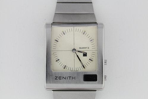 Zenith Futur Time Command Cream Dial with Box