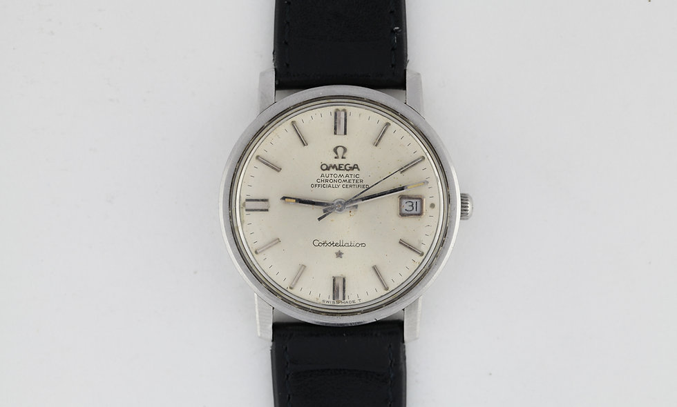 Omega Constellation Chronometer Ref 168018 Cal 564