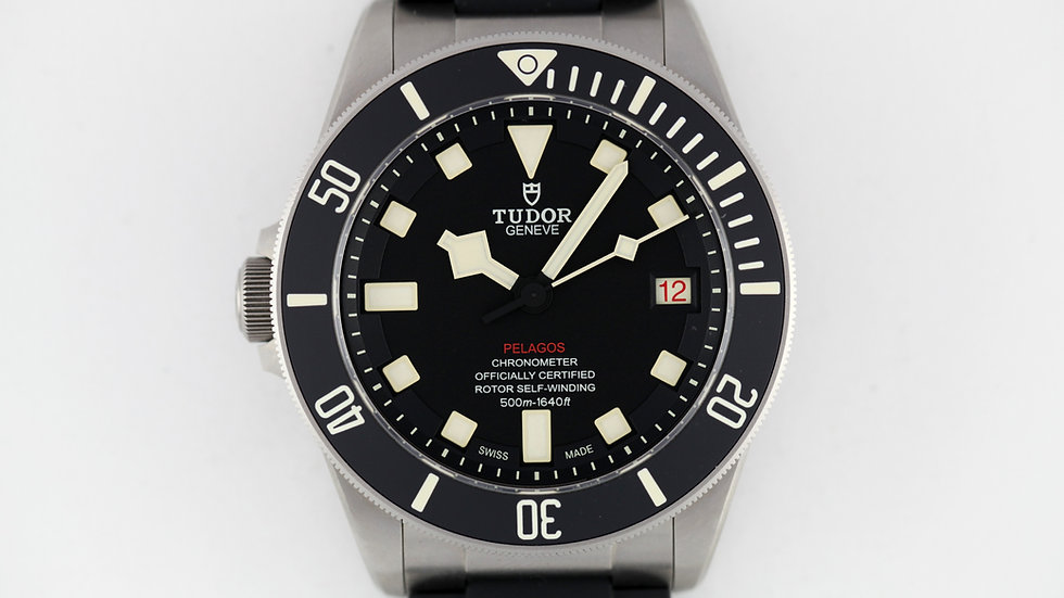 Tudor Pelagos LHD Box Papers Complete 2018
