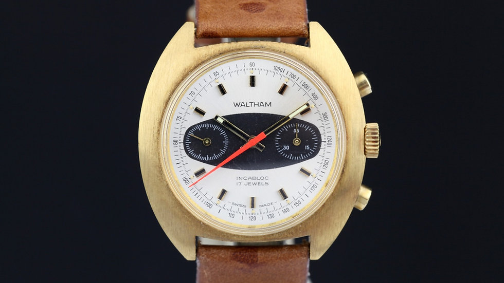 Waltham Chronograph NOS