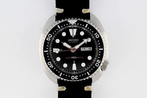Seiko Turtle 6309-7049 Diver Watch
