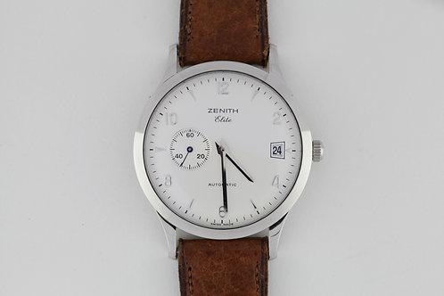 Zenith Elite Automatic Seconds at 9