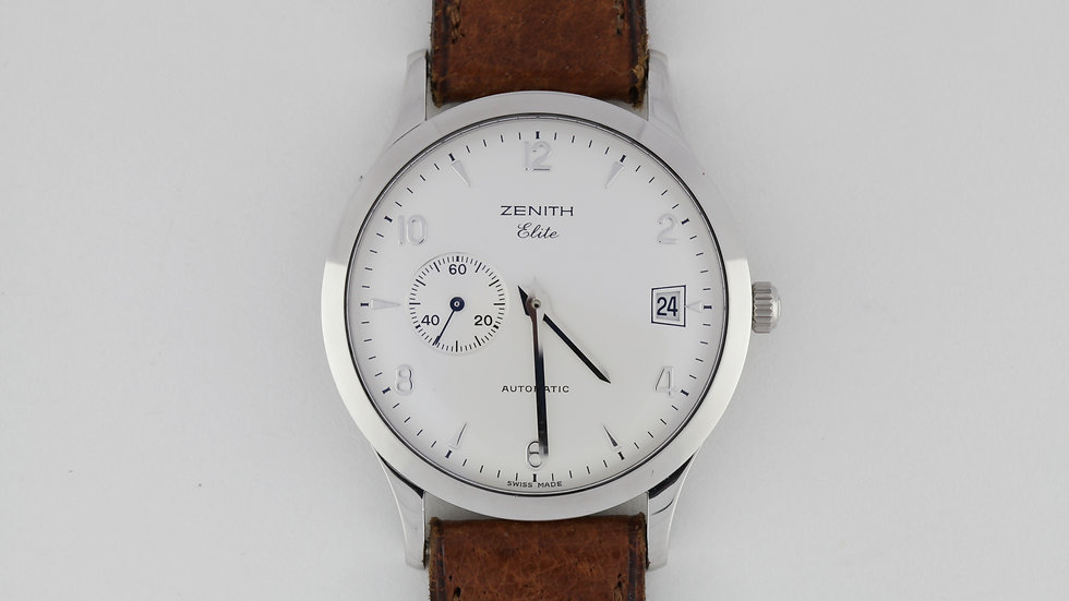 Zenith Elite Automatic Seconds at 9