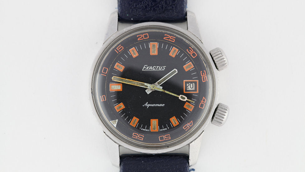 Exactus Aquamax Super Compressor Watch