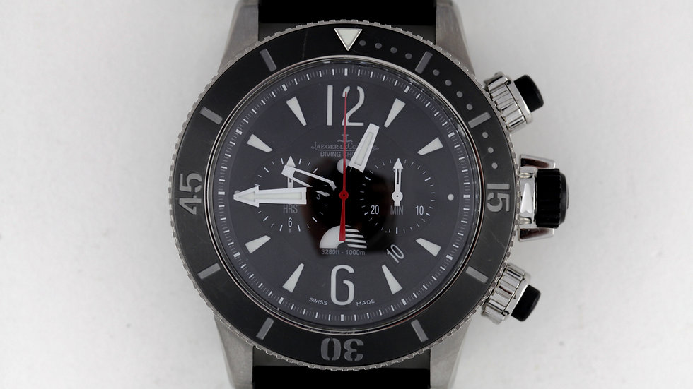 Jaeger Lecoultre Navy Seals Limited