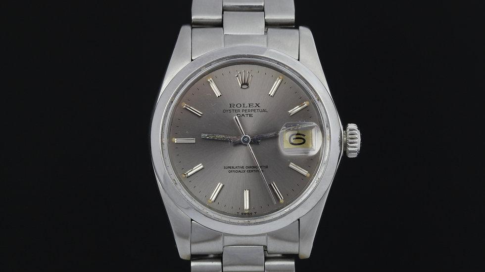 Rolex 1500 Date