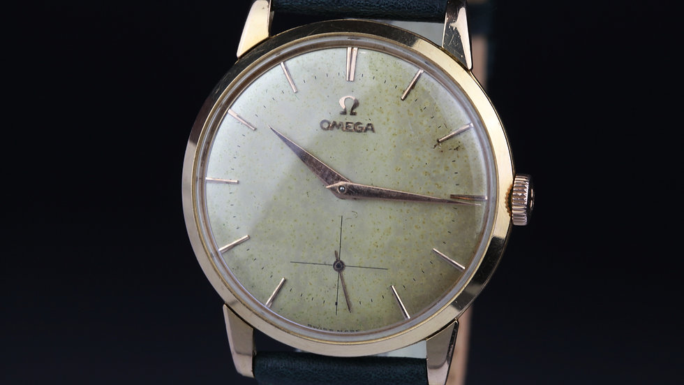 Omega 2894 Rose Gold Cal 267