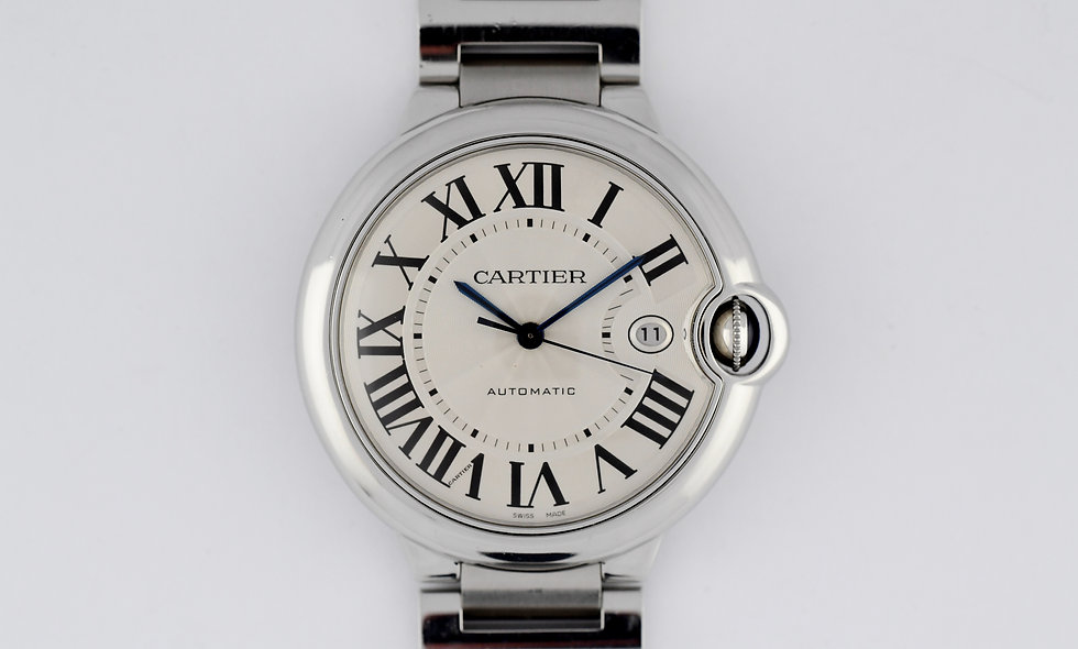 Cartier Ballon Bleu 3001 42mm