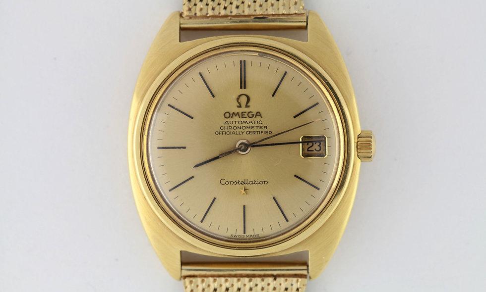 Omega 168.009 18k Gold