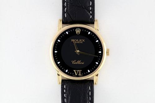 Rolex Tuxedo Cellini 5116 Box Papers