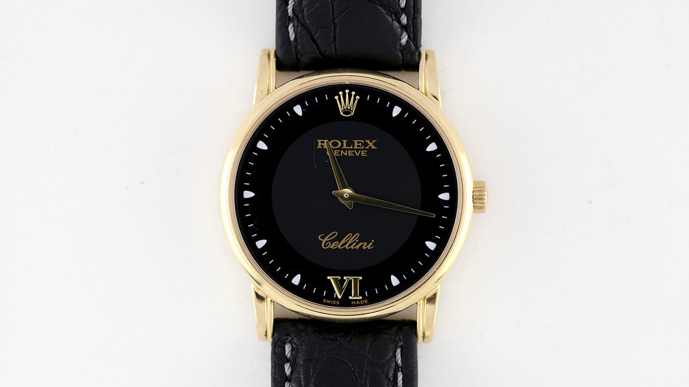 Rolex Tuxedo Cellini 5116 Box Papers