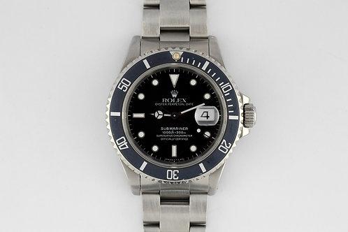 Rolex Submariner 16610 1990