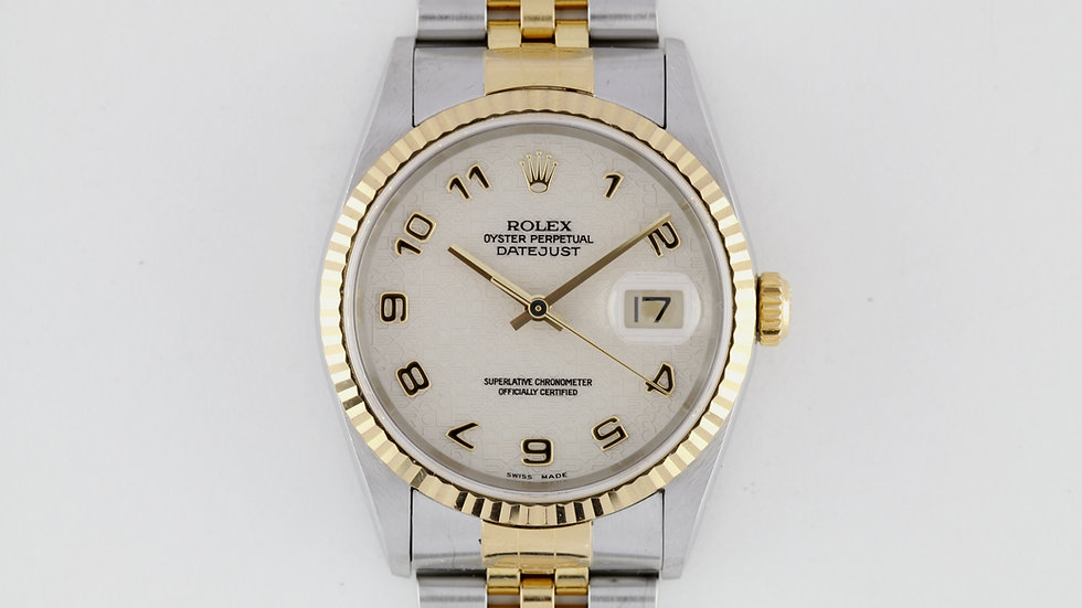 Rolex Datejust 16233 Box Papers