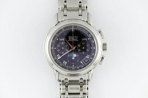 Zenith El Primero Chronomaster Moonphase 01 0240 410