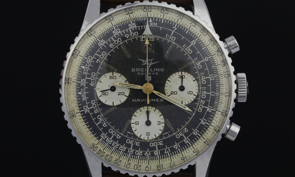 Breitling Navitimer 806 Retailed by LIP